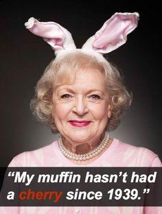 Happy birthday, Betty White!