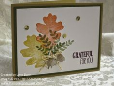 for all things stampin up card samples | For All Things ~ New Holiday Catalog Creation