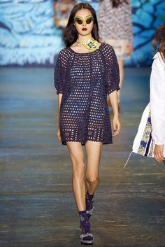 Anna Sui, Look #19
