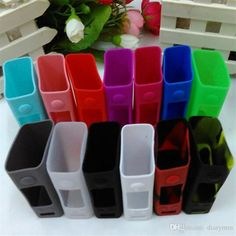 Silicon Cases for EVIC VTC Mini Colorful Silicone Case Bag Rubber Sleeve Protective Cover Silica Gel EVIC-VTC Mini Skin Online with $0.71/Piece on Diarymm's Store | DHgate.com