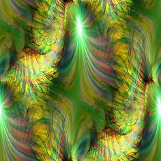 Energy Art Reiki Wall Decor Healing Spiritual Art Mother Earth Abstract ArtPrint