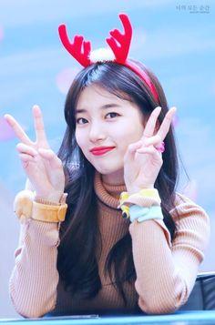 Miss A suzy so cute <3