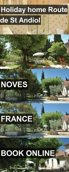 Hotel Holiday home Route de St Andiol in Noves, France. For more information, photos, reviews and best prices please follow the link. #France #Noves #travel #vacation #hotel