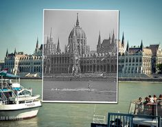 Budapest then and now.