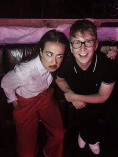 Miranda and Tyler