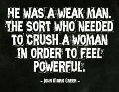 The WEAKEST of WEAK you ARE.