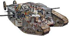 world war 1 tank photos - Google Search
