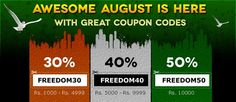 August Coupon codes to play online rummy games at Classicrummy.com  Indian rummy players to gain extra bonus that allows you get 30% to 50% of bonus based on the deposits. For more details visit: https://www.classicrummy.com/online-rummy-promotions/rummy-coupon-codes?link_name=CR-12