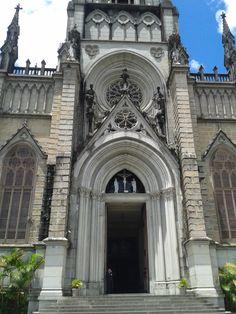 Catedral São Pedro Alcântara - (Petrópolis - Rio de Janeiro - Brasil)