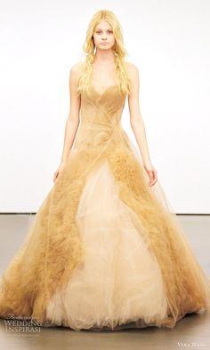 vera wang wedding gowns 2012