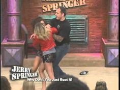 Good fight jerry midget springer topic simply