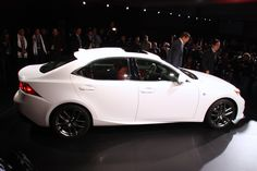 Стильный 2014 Lexus IS