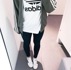#adidas .. head to toe.