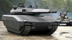 Tank is a powerful combat vehicles