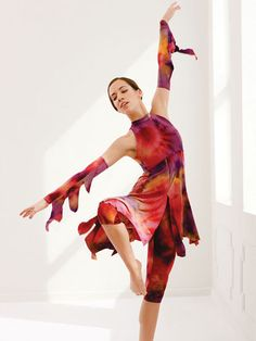 Midnight Sun - Style 0141 | Revolution Dancewear Contemporary/Lyrical Dance Recital Costume