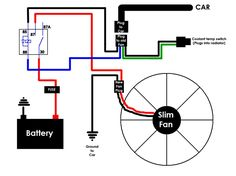 cooling fan circuit 1