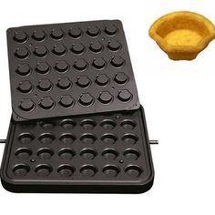 Forma pre Cook-Matic, Mušľa, 30 ks