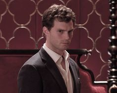 #JamieDornan the perfect Christian Grey #FiftyShades