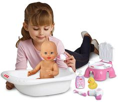Cute Baby's Bath Time Baby Doll http://www.amazon.com/gp/product/B004SGSJKA/ref=as_li_ss_il?ie=UTF8=1789=390957=B004SGSJKA=as2=internetselfh-20