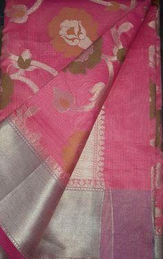 Indian Silk Sarees, Tussar Silk Saree, Soft Silk Sarees, Blouse Designs Silk, Saree Blouse Patterns, Sarees For Girls, Silk Sarees Online Shopping, Indian Gowns Dresses, Stylish Sarees