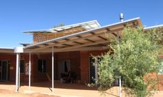The Alice Springs Steiner School Stage 2: Multipurpose rooms and administration, Stephen Lumb Architect