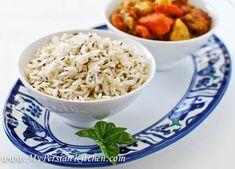 Cumin Rice (Zeereh Polow)