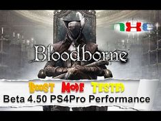 [Video] Bloodborne: Boost Mode analysis finds very stable FPS and 30% reduction in frame pacing issues! #Playstation4 #PS4 #Sony #videogames #playstation #gamer #games #gaming