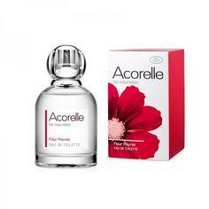 Acorelle Fleur poivrée vous offre unun parfum aux arômes chauds et puissants.