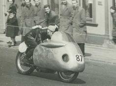 S.H.Miller NSU sportmax 250