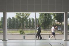 Escola Asnières-sur-Seine / Ateliers O-S architectes  © Cecile Septet