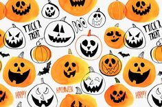 Margaret Berg : fall / halloween: Jack O' Lantern Pattern