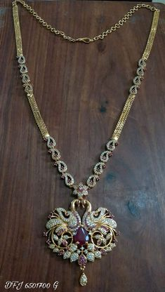 diamond choker necklaces really are beautiful Picture# 7467 Gold Jhumka Earrings, Gold Earrings Designs, Necklace Designs, Gold Necklace, Kundan Bangles, Choker Necklaces, Peacock Jewelry, Emerald Jewelry, Gold Jewellery