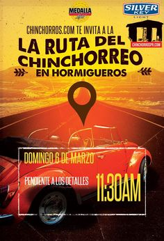 Ruta del Chinchorreo @ Hormigueros #sondeaquipr #rutadelchinchorreo #chinchorrospr #hormigueros