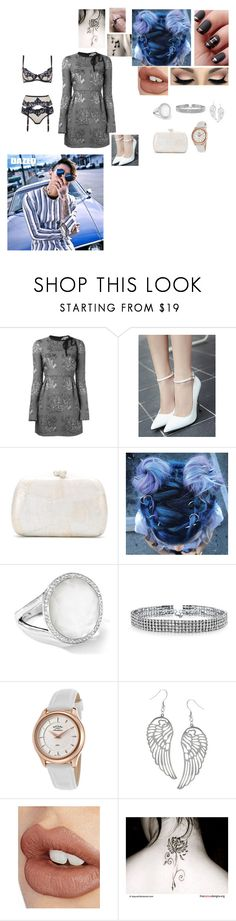 """""""Photo shoot with Jay Park"""" by mrsminana95 on Polyvore featuring N°21, Serpui, Ippolita, Bling Jewelry, Rotary, Journee Collection, Charlotte Tilbury, Music Notes and Agent Provocateur"""