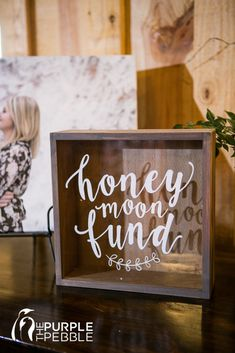 | honeymoon fund | honeymoon fund sign | wedding reception ideas | wedding reception games | wedding ideas | wedding reception inspiration | photo taken at THE SPRINGS Event Venue. follow this pin to our website for more information, or to book your free tour! SPRINGS location:  Westwood Hall in Weatherford, TX photographer:  The Purple Pebble Photography #weddingsign #honeymoonfund #weddingsignideas #weddingdecorideas #weddingreception #weddingreceptionideas #weddingfun #weddingday…