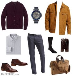 Style Scenario: The First Day it Actually Feels like Fall (nothing over $100 edition)