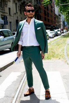 Hidetoshi Nakata Street Snap on his way to to Gucci Fashion Show  Milan Fashion Week '14