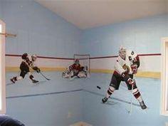 hockey room