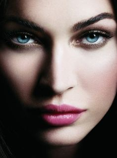 Label: Armani  Campaign: beauty ad campaign  Model: Megan Fox  Season: 2010 F/W - Fall Winter