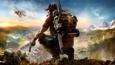 Tom Clancy's Ghost Recon Wildlands gets NVIDIA Ansel and Performance gets a boost Tom Clancy's Ghost Recon, Blue Hole, Wallpaper Pc, Wallpaper Downloads, 480x800 Wallpaper, Paris Wallpaper, Disney Wallpaper, Nature Wallpaper, Zbrush