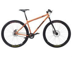 Kona Unit 29er Single Speed MTB Bike 2012