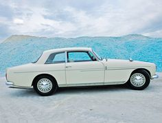 Bristol 408 2 door Saloon (1963-1966)