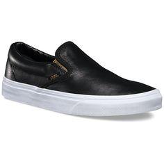 Vans - Classic Slip-On Shoes - Women's