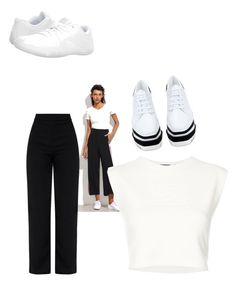 """""""Untitled #23"""" by nice-stanislava on Polyvore featuring Puma, NIKE and STELLA McCARTNEY"""