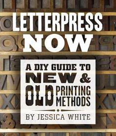 images about Letterpress Process