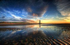 "harvestheart: "" Abandoned Lighthouse - Mark Broughton """