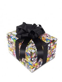 tokidoki All Stars Wrapping Paper... I know what I am wrapping up all of my presents in! ^___^