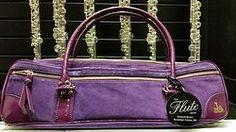 af66f88c043 9 Best Fluterscooter flute bags images   Flute, Black leather, Black ...