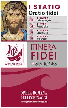 7 itinerari tra le chiese di #Roma, iniziative Orp per #Annodellafede. 7 itineraries in #Rome for the #Yearoffaith