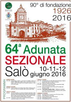 64 Adunata Sezionale Salò http://www.panesalamina.com/2016/47831-64-adunata-sezionale-salo.html